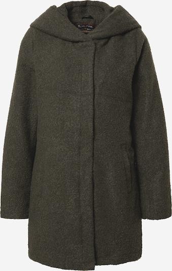 Sublevel Mantel in grün, Produktansicht