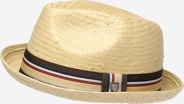 Brixton Hat 'CASTOR' in Brown