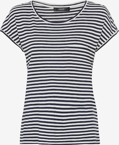 HALLHUBER Shirt in blau / weiß, Produktansicht