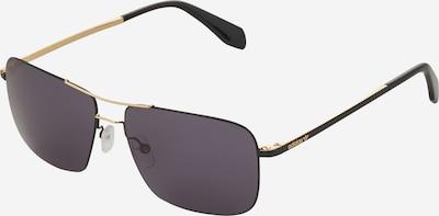 ADIDAS ORIGINALS Sonnenbrille in gold / schwarz, Produktansicht