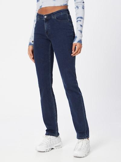 Lee Džíny 'Marion Straight' - tmavě modrá, Model/ka