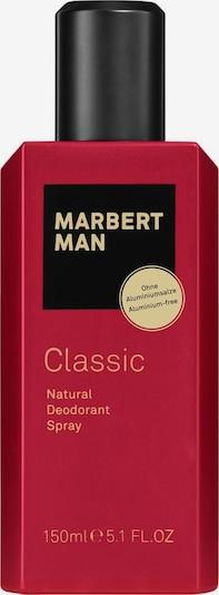 Marbert Deodorant in transparent, Produktansicht