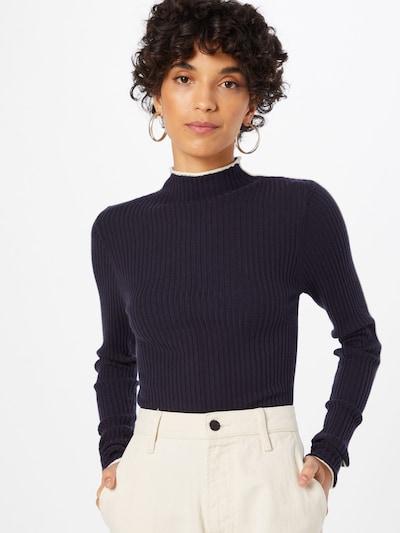 SCOTCH & SODA Pullover in navy / weiß, Modelansicht