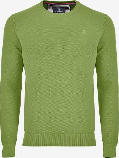 LERROS Pullover in grün, Produktansicht