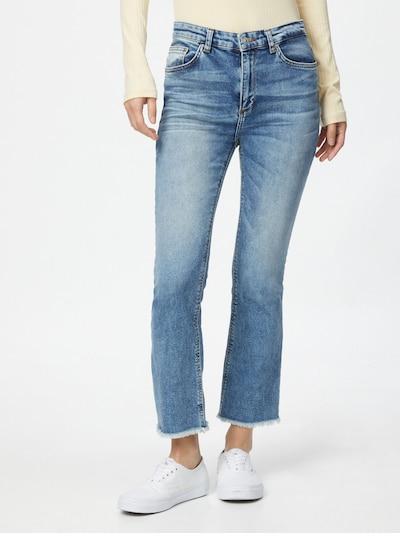 LTB Jeans in blue denim, Modelansicht