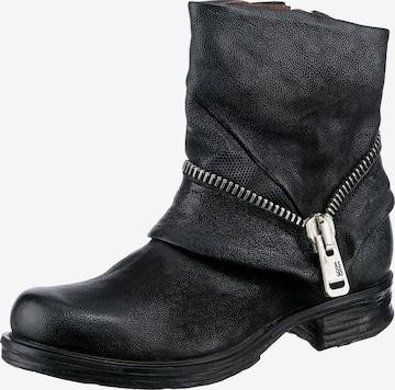 A.S.98 Boots '259263-0201 ' in Schwarz