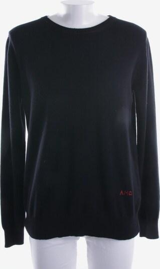 Alexander McQueen Kaschmirpullover in XL in schwarz, Produktansicht