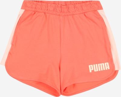 Pantaloni 'Alpha' PUMA di colore corallo / pesca, Visualizzazione prodotti