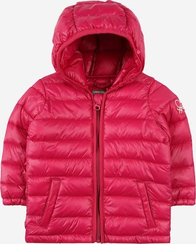 UNITED COLORS OF BENETTON Övergångsjacka i rosa, Produktvy
