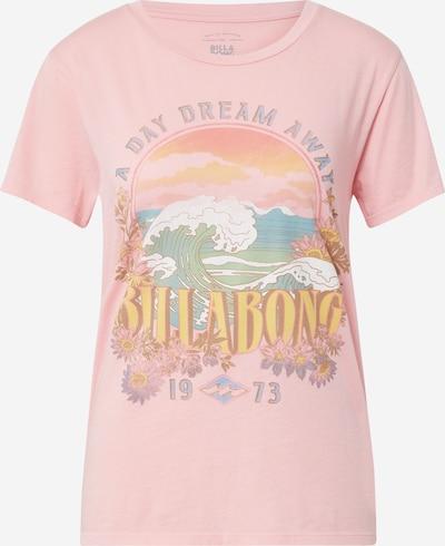 BILLABONG Functioneel shirt 'DAY DREAM AWAY' in de kleur Gemengde kleuren / Lichtroze, Productweergave
