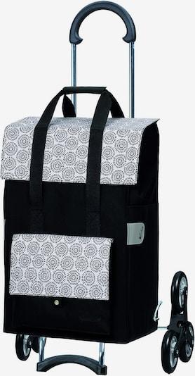 Andersen Shopper Shopper in schwarz / weiß, Produktansicht