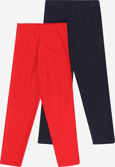 ABOUT YOU Leggings 'Alexis' en azul / rojo, Vista del producto