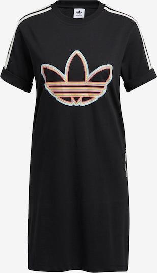 ADIDAS ORIGINALS T-Shirt-Kleid 'Love Unites' in mischfarben / schwarz, Produktansicht