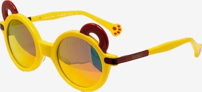 Zoobug Sonnenbrille 'Noemi' für Kinder in gelb, Produktansicht