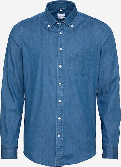 Camicia 'New B.D.' SEIDENSTICKER di colore blu denim, Visualizzazione prodotti