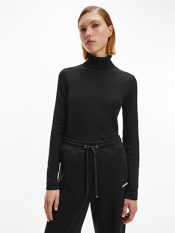 Pull-over Calvin Klein en noir