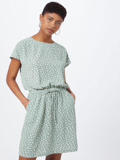 ONLY Kleid in mint / weiß, Modelansicht
