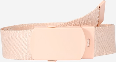 LEVI'S Gürtel 'Tonal Tickfaw' in rosa, Produktansicht