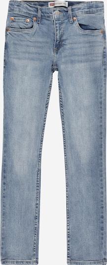 LEVI'S Jeans '512 Slim Taper' in blue denim, Produktansicht
