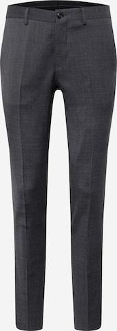 Pantalon à plis 'JPRSOLARIS' JACK & JONES en gris
