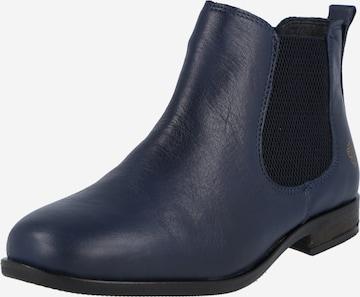 Chelsea Boots 'Manon 8' Apple of Eden en bleu
