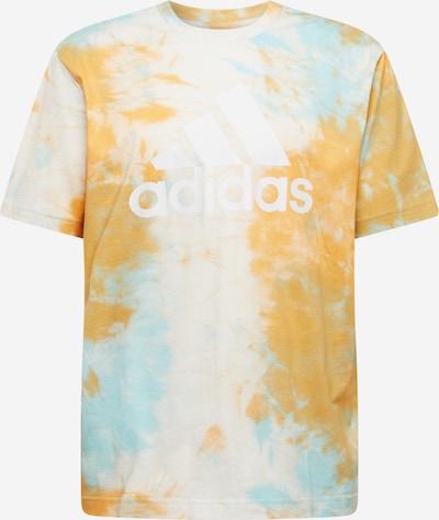 ADIDAS PERFORMANCE Camiseta funcional 'Essentials Inspirational' en mezcla de colores / naranja, Vista del producto