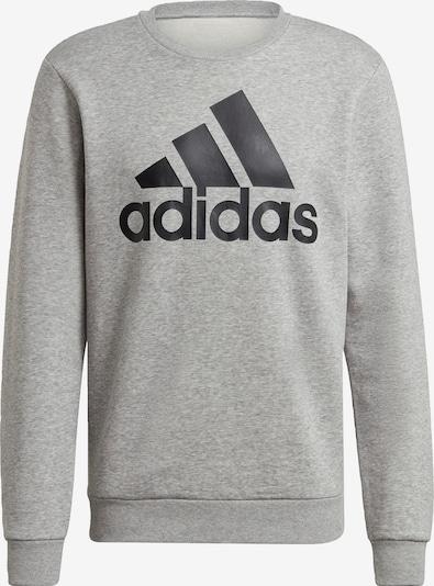 ADIDAS PERFORMANCE Sportsweatshirt in de kleur Grijs / Zwart, Productweergave