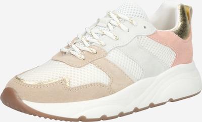 PS Poelman Låg sneaker i beige / puder / vit, Produktvy