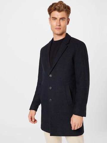 Manteau mi-saison JACK & JONES en noir