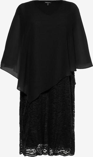 Ulla Popken Cocktailjurk in de kleur Zwart, Productweergave