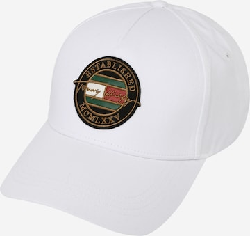 TOMMY HILFIGER Cap in White