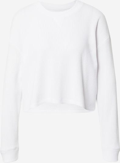 Abercrombie & Fitch Pull-over en blanc, Vue avec produit