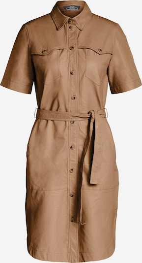 SET Robe en marron, Vue avec produit