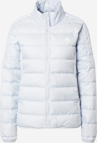 ADIDAS PERFORMANCE Outdoor Jacket in Blue