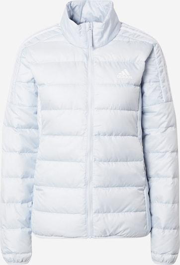 világoskék / fehér ADIDAS PERFORMANCE Kültéri kabátok, Termék nézet