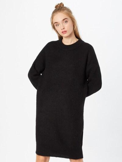 SELECTED FEMME Úpletové šaty 'KHLOE' - černá, Model/ka