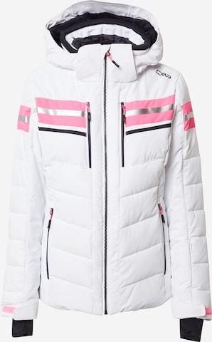 CMP Skijacke in Weiß