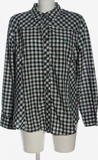 OCK Langarmhemd in XXL in grün / schwarz / weiß, Produktansicht