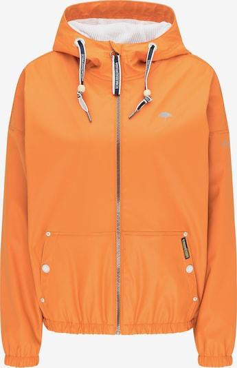 Schmuddelwedda Funktionsjacke in orange, Produktansicht