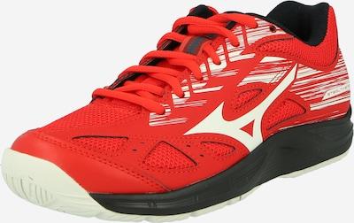 Scarpa sportiva 'STEALTH STAR' MIZUNO di colore rosso sangue / bianco, Visualizzazione prodotti