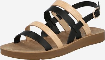 CALL IT SPRING Strap sandal 'POWERR' in Light beige / Black, Item view