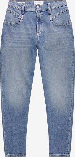Calvin Klein Jeans Hose in blue denim, Produktansicht