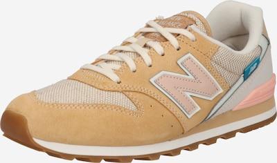 bézs / testszínű / rózsaszín new balance Rövid szárú edzőcipők, Termék nézet