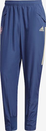 ADIDAS PERFORMANCE Sportbroek 'FC Arsenal' in de kleur Donkerblauw / Koraal, Productweergave