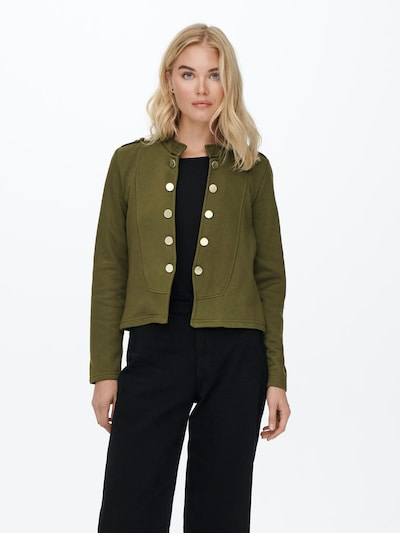 ONLY Blazer 'Lanetta' in Gold / Olive, View model