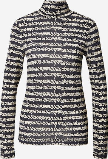 BOGNER Shirt 'Andriana' in de kleur Zwart / Wit, Productweergave