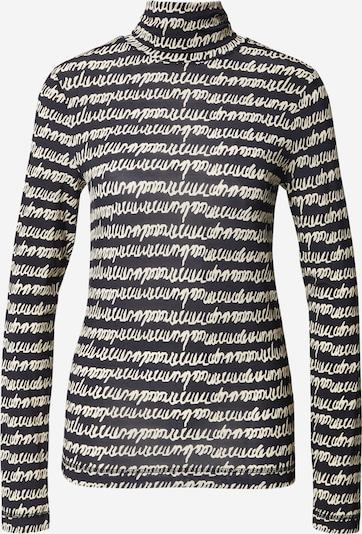 BOGNER T-shirt 'Andriana' en noir / blanc, Vue avec produit