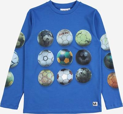 Molo Shirt 'Reif' in de kleur Blauw, Productweergave