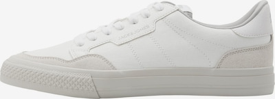 JACK & JONES Sneakers low in Pearl white / Nature white, Item view