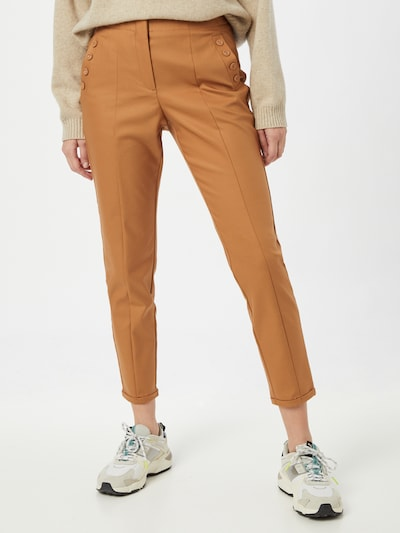 Pantaloni COMMA di colore marrone, Visualizzazione modelli